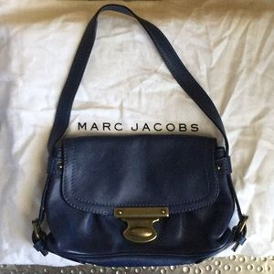 Marc Jacob blue mini bag